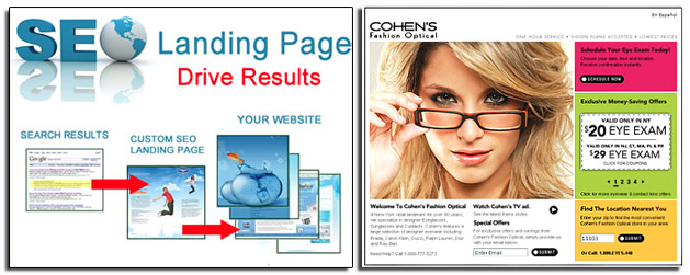 Landing Pages 2014 - ArpanetHost.com.mx