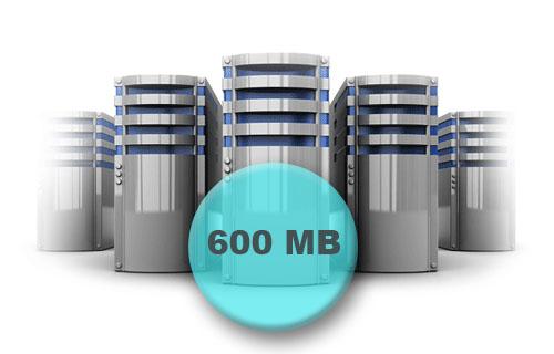 hosting-600mb